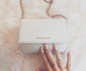 Givenchy, nails, and bag image