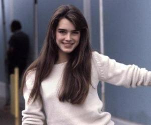 brooke shields, beautiful, and beauty image