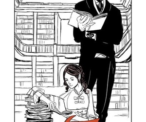 tessa gray, the infernal devices, and will herondale image