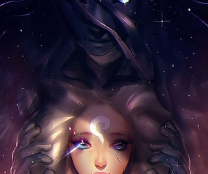 kindred and league of legends image