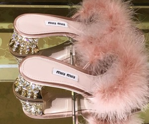 fashion, shoes, and miu miu image