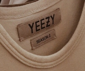 theme, yeezy, and beige image