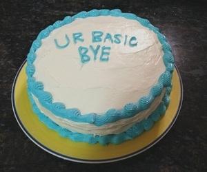 cake, basic, and food image
