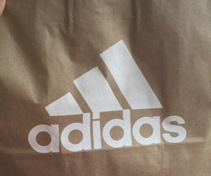 adidas and beige image