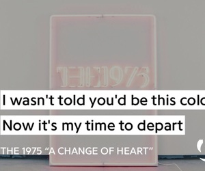 life, change of heart, and the1975 image