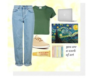 Polyvore, polyvore set, and outfit inspo image