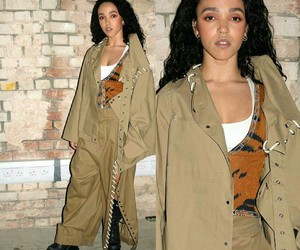 artist, woman, and fka twigs image