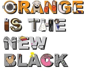 orange is the new black and oitnb image