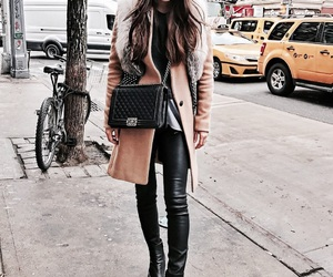 chanel, luxury, and chanel bag image
