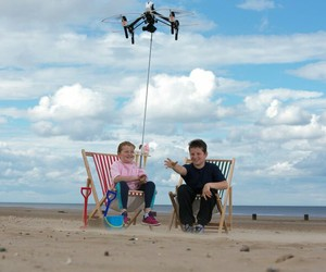 awesome, flight, and drones image