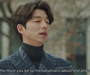 goblin, quote, and kdrama image