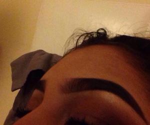 anastasia, eyebrows, and eyeshadow image