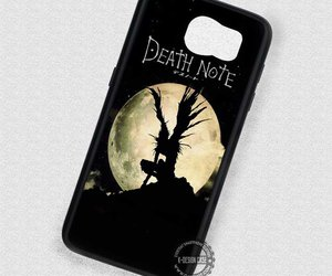 anime, death note, and phone cases image