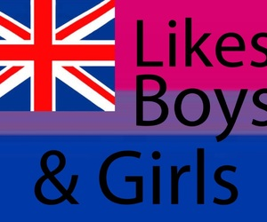 bisexual, bisexuality, and lgbtq image