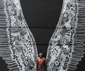 girl, nashville, and wings image