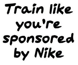 nike, fitness, and motivation image