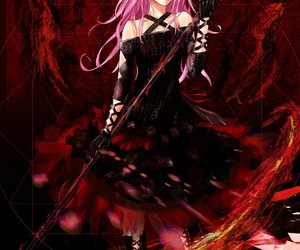 anime, guilty crown, and egoist image