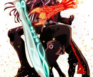 anime, sousei no onmyouji, and twin star exorcists image