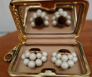 Couture, jewelry, and earrings image
