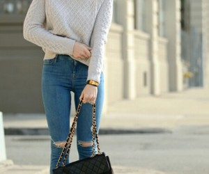 accessories, channel, and outfits image