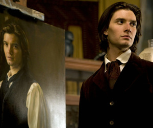 dorian gray, ben barnes, and movie image