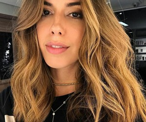 cabelo, hair, and fashion image