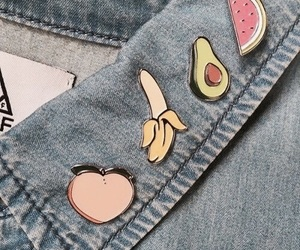 aesthetic, fruit, and grunge image