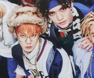 taeyong, doyoung, and taedo image