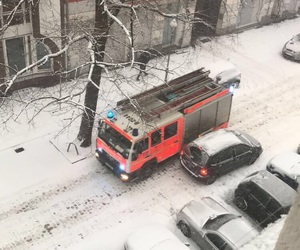 berlin, cold, and firefighters image