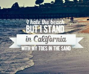 california, sweater weather, and Lyrics image