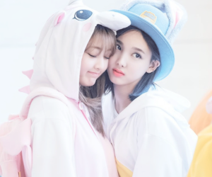 twice, jihyo, and nayeon image