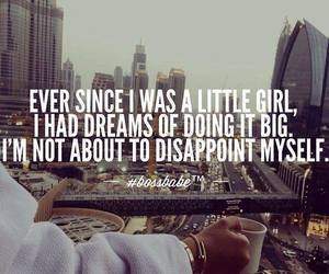 Dream, quotes, and motivation image