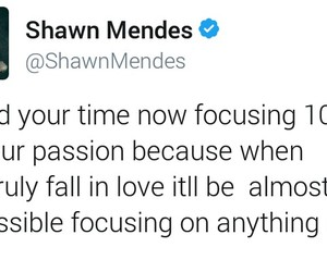quotes, shawn, and words image