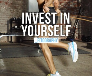 adidas, quotes, and fitspo image