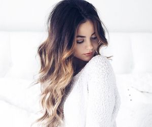 hair, long layered hairstyles, and hairstyles image