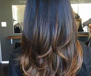 hair, long hairstyles, and hairstyles image
