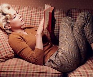 book, michelle williams, and Marilyn Monroe image