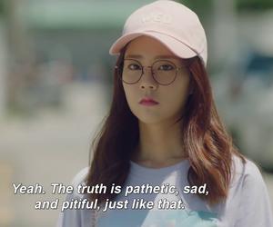 han seungyeon, jung yeeun, and age of youth image