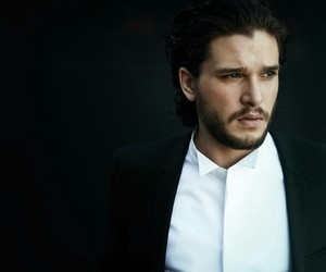 kit harington, game of thrones, and got image