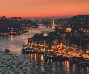 city, porto, and portugal image