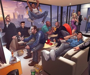 gta and vice city image