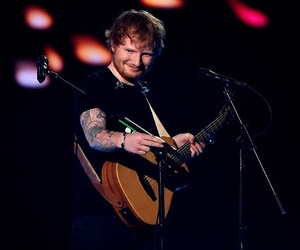 music, ed sheeran, and cute image
