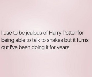 animals, harry potter, and snakes image