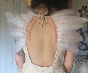 angel and pain image