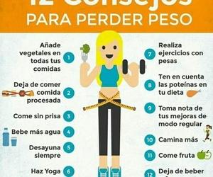 yoga, peso, and metas image