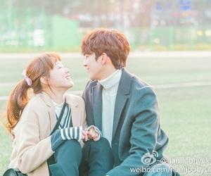 nam joo hyuk, kdrama, and lee sung kyung image
