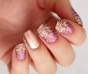 art, fashion, and nails image