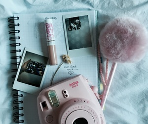 instax, photos, and pink image