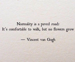 confortable, flowers, and quote image