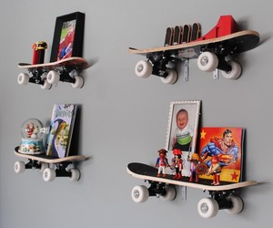 ideas and skateboard image